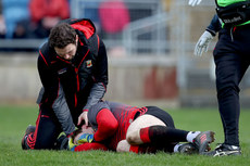 Mayo's David Clarke injured 24/3/2019