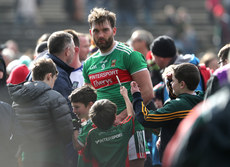 Aidan O'Shea after the game 24/3/2019
