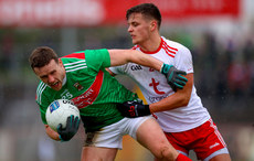 Michael McKernan with Andy Moran 3/2/2019