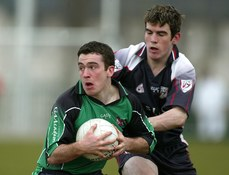 Michael Doherty and Niall Bogue 26/2/2005