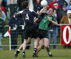 Colm Cafferky and James McGovern 26/2/2005
