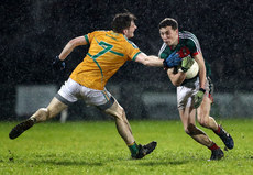 Fionn McDonagh and Shane Quinn 10/1/2018