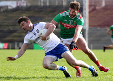 Dessie Mone and Aidan O'Shea 24/3/2019