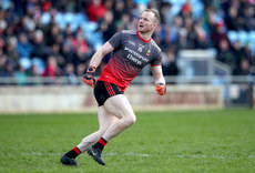 Robbie Hennelly after kicking a free 24/3/2019