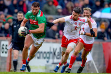 Matthew Donnelly with Aidan O'Shea 3/2/2019