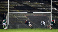 Diarmuid McKiernan saves Alan Freeman second half penalty 10/1/2018