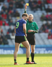 Aidan O'Shea yellow carded by referee Fergal Doherty 31/3/2019