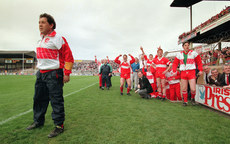 Derry joy at Final Whistle 1992