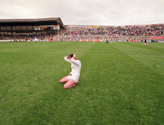 Disappointment for Tyrone 1992