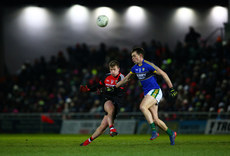 Jack Barry tackles Cillian O'Connor 11/2/2017