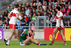 Aidan O'Shea down injured 1/7/2017