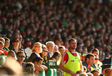 Donncha O'Connor looks on during the match 22/7/2017