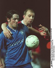 Mick Neville and Donal Golden 4/4/1997