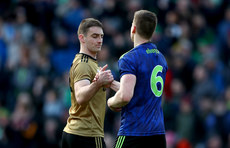 Graham O'Sullivan and Lee Keegan 31/3/2019