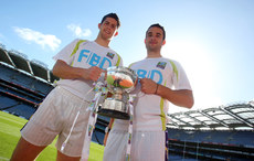 2012 FBD Kilmacud Crokes All Ireland Football 7s Launch