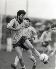 Dublin Football 1985. Ciaran Duff. Mandatory credit ©INPHO/Billy Stickland