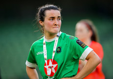 Niamh Farrelly dejected after the game 3/11/2019