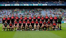 The Mayo team 26/8/2017