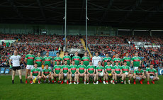 The Mayo team 29/6/2019