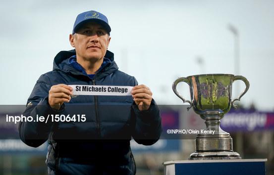 Bank of Ireland Leinster Schools Junior Cup Quarte - 1506415  9e65eaf1162b