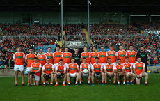 The Armagh team 29/6/2019