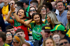 Mayo and Meath fans react 21/7/2019
