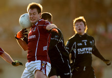 FBD Insurance League 17/1/2010. Galway vs Sligo. Galway\'s Fiachra Breathnach. Mandatory Credit ©INPHO/James Crombie