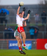 Stephen Coen with Conal McCann 3/2/2019