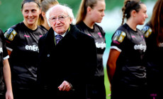 Michael D. Higgins 3/11/2019