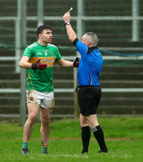 Dean McGovern sin-binned by referee James Molloy 6/1/2019