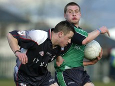 Jamie Murphy and Kevin McGourty 26/2/2005