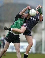 Eamon McGee and Peter Turley 26/2/2005
