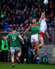 Brian Kennedy with Diarmuid O'Connor 3/2/2019