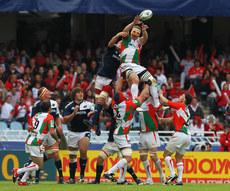Heineken Cup Semi-Final Biarritz Olympique vs Munster