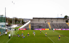 Diarmuid OÕConnor scores the first goal of the game past Colm Lavin 8/11/2020