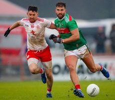 Aidan O'Shea with Matthew Donnelly 3/2/2019